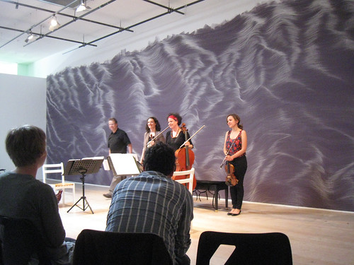 Wandelweiser + Bozzini in Victoria - Bozzini String Quartet