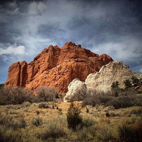 Garden of the Gods #colorado #coloradosprings by @MySoDotCom