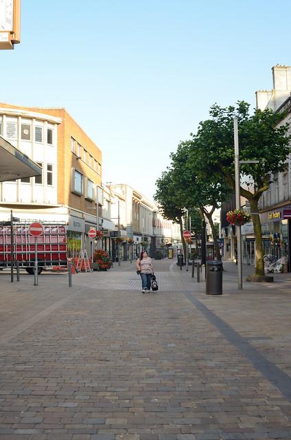 Dudley Street, Wolverhampton