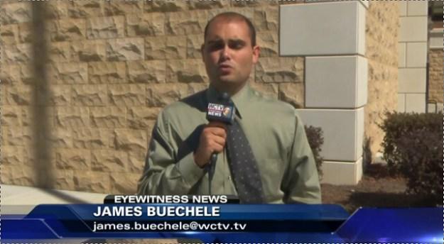 James Buechele, WCTV reporter