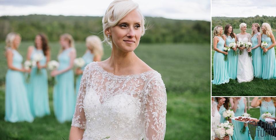 Autumn South Pond Farms Wedding Photography 0050