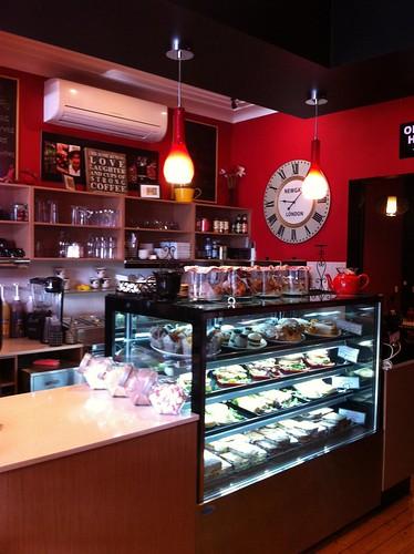 Kosmopolitan Cafe, Hurstville