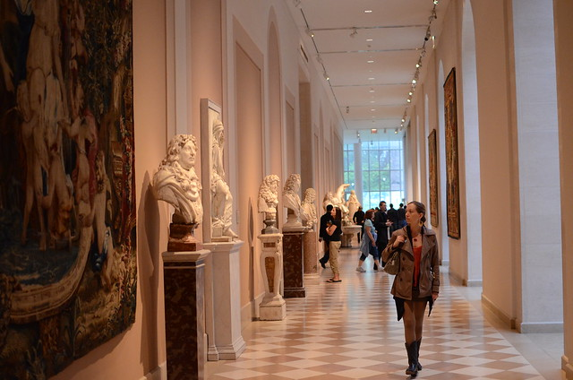 European Sculpture and Tapestries at the Met