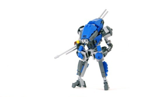 501 Mech (Set 75002 Alternate)