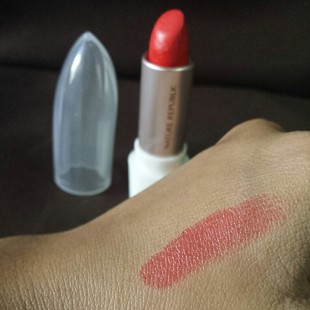 nature republic lipstick