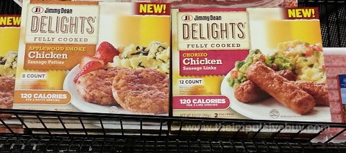 Jimmy Dean Delights Chicken Sausages