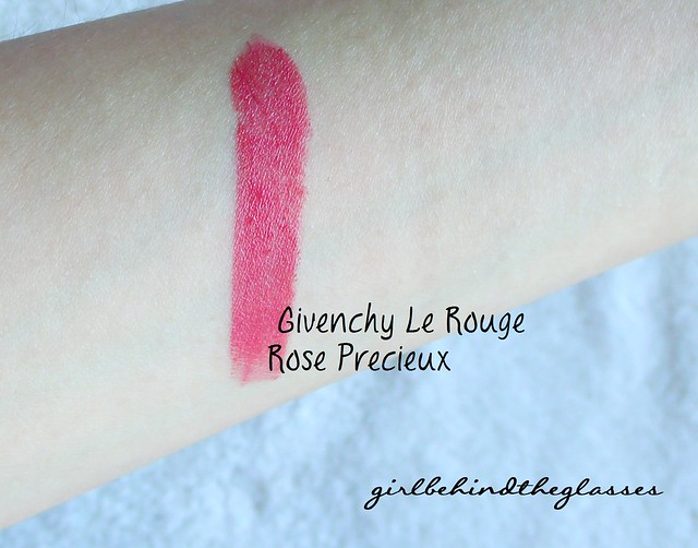 Givenchy Rose Precieux swatch