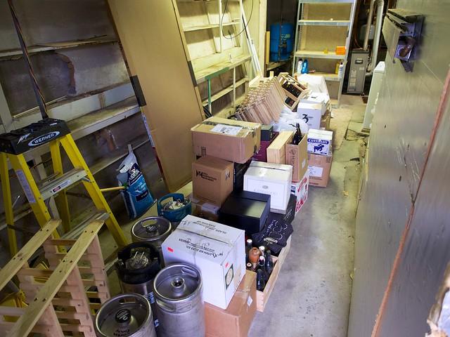 Cellar Move