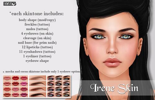 Irene Skin