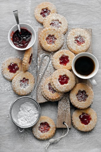 Holiday Food Photos - Cookies