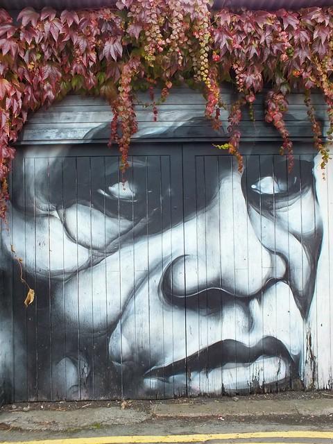 Cardiff Graffiti and Street Art around Cathays