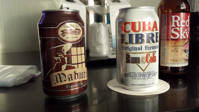 Another thing you can buy in the Keys. #cubalibre