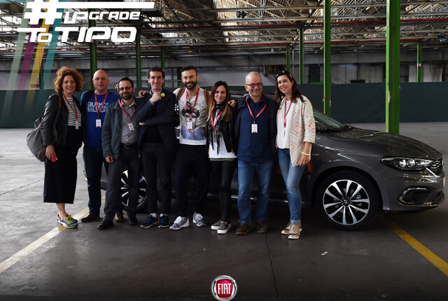 team upgradetotipo Fiat Tipo