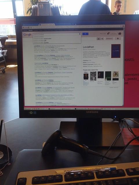 Googlen Knowledge Panel