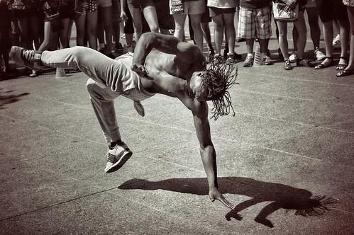 Street Performer New York City
