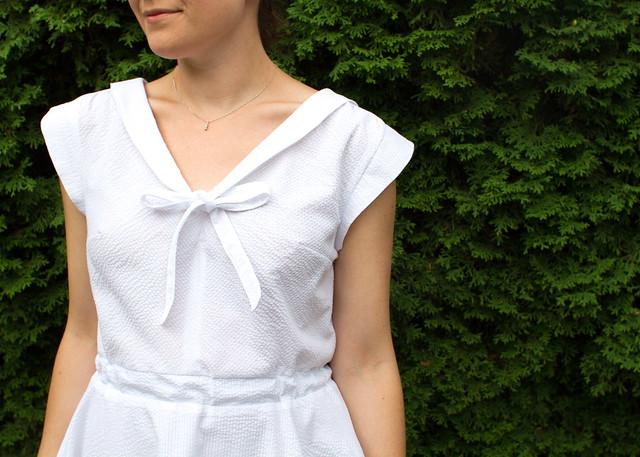 reglisse in white