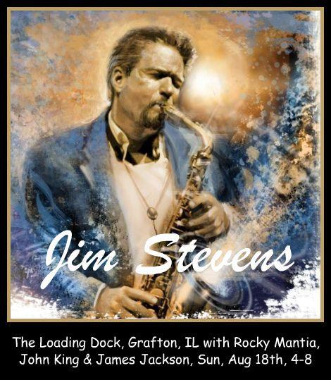 Jim Stevens 8-18-13