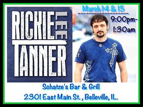 Rickie Lee Tanner 3-14, 3-15-14