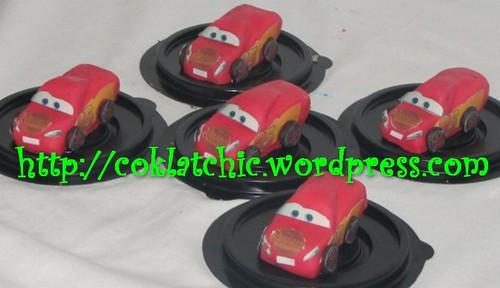 Minicake cars