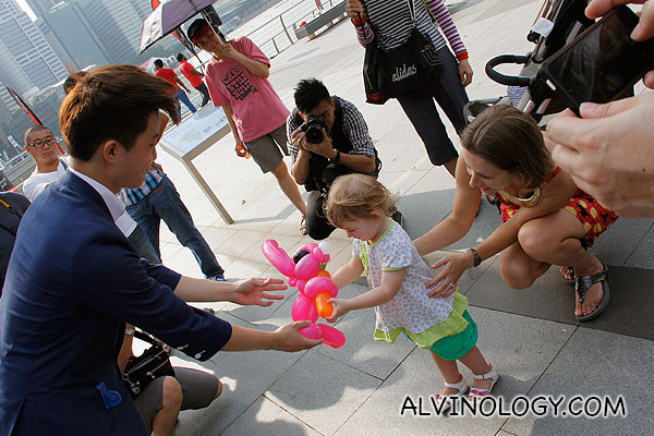 Free balloon sculptures for kids