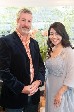 Chris Conners, Karen Villanueva