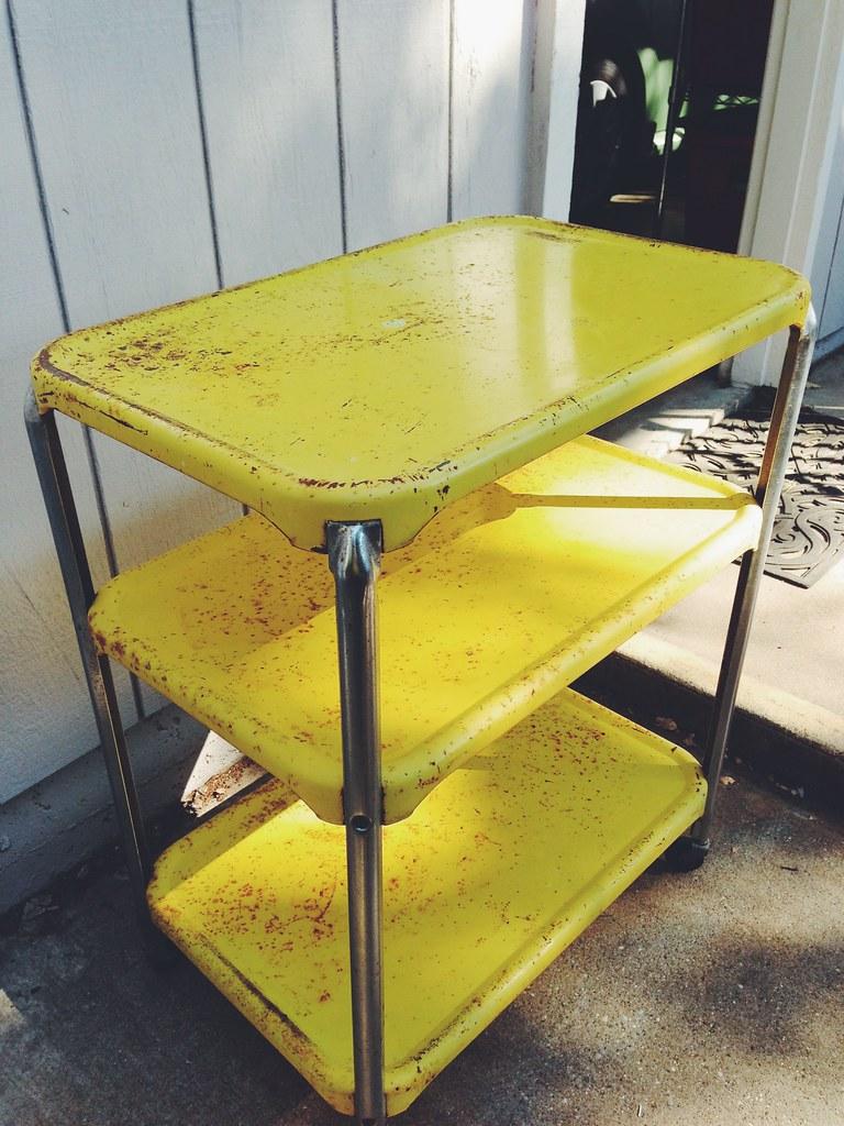 Bar Cart - Before