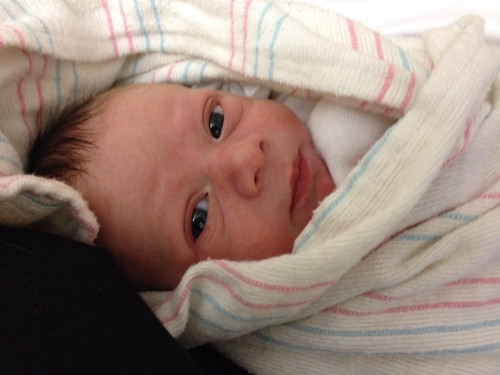 Welcome, Henry! (1/3)