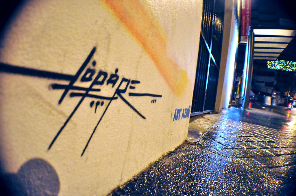 Fresque Hopare Art Azoï 7
