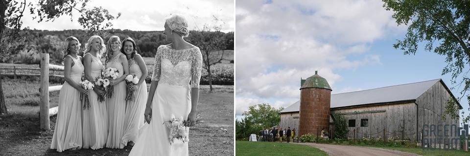 Autumn South Pond Farms Wedding Photography 0031