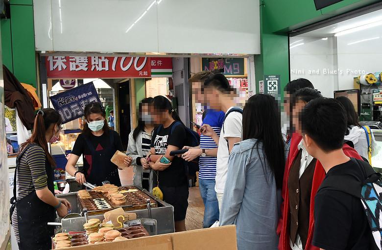 台中火車站紅豆餅Q弟紅豆餅14