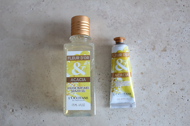 L'Occitane en Provence Fleur d'Or and Acacia review