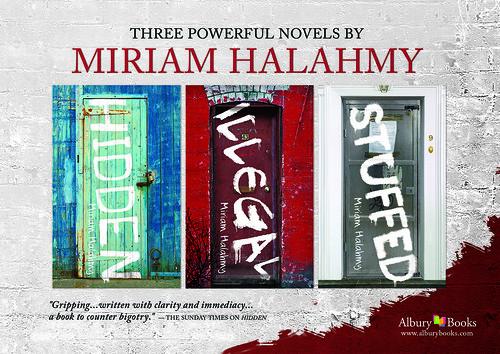 Miriam Halahmy, Hayling Island books