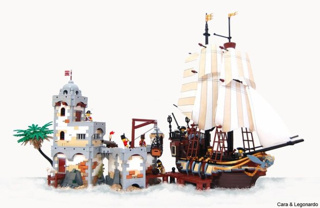 LEGO Pirates Archives | Page 6 of 21 | The Brothers Brick | The ...