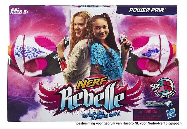 Nerf Rebelle Power Pair Box Neder-Nerf