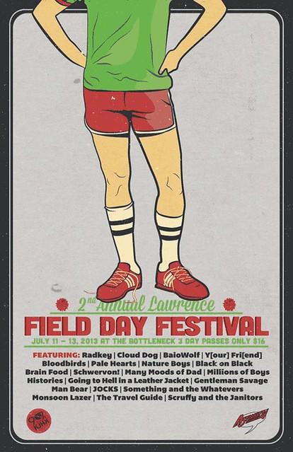 Lawrence Field Day Festival
