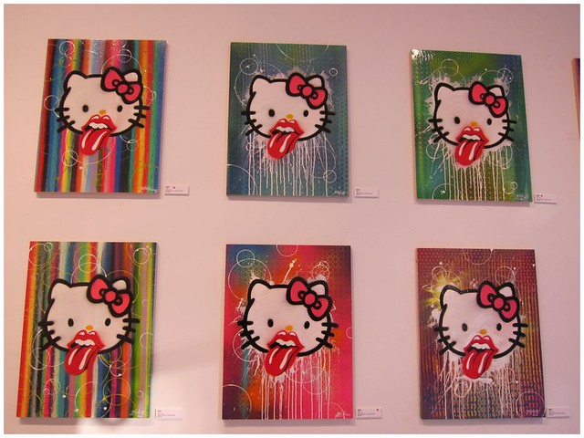 RISK - Hello Kitty Artwork
