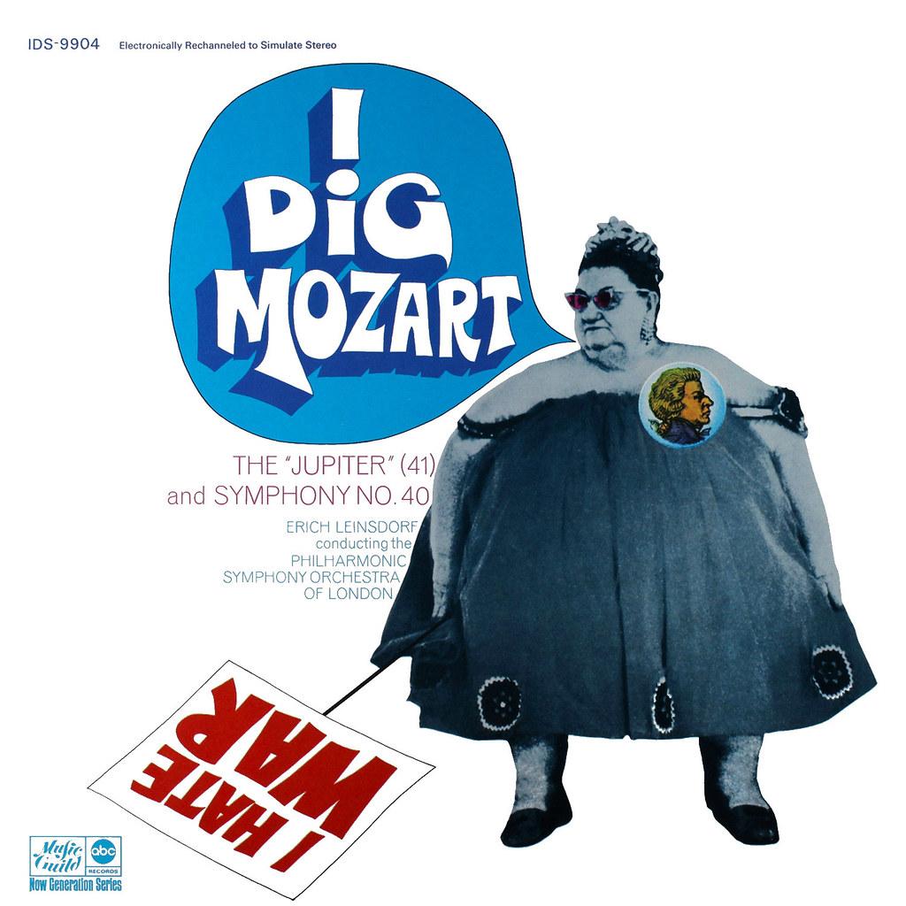 Erich Leinsdorf - I Dig Mozart