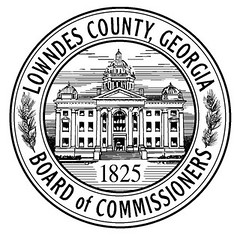 Lowndes County Commission logo