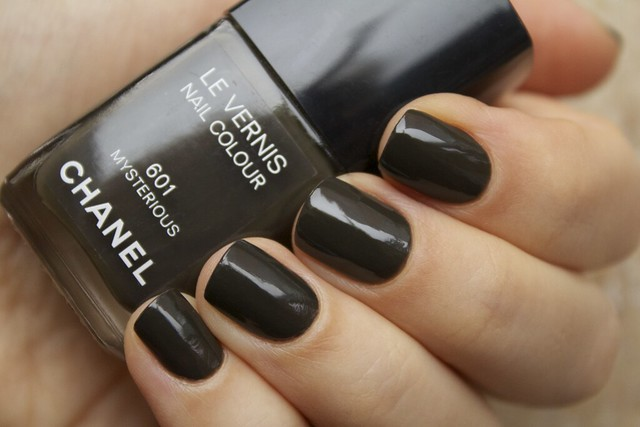 27 Chanel Mysterious swatches