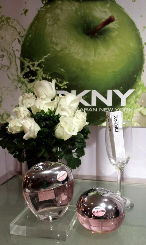 DKNY edp be deliscious green scent