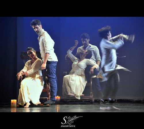 Fragrments of Dreams - Rukmini chatterjee's Concept, Sanjukta Sinha's soulful execution with Anuj and Fernando