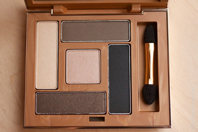 04 Avon Luxe Eyeshadow   Luxurious Nudes swatches