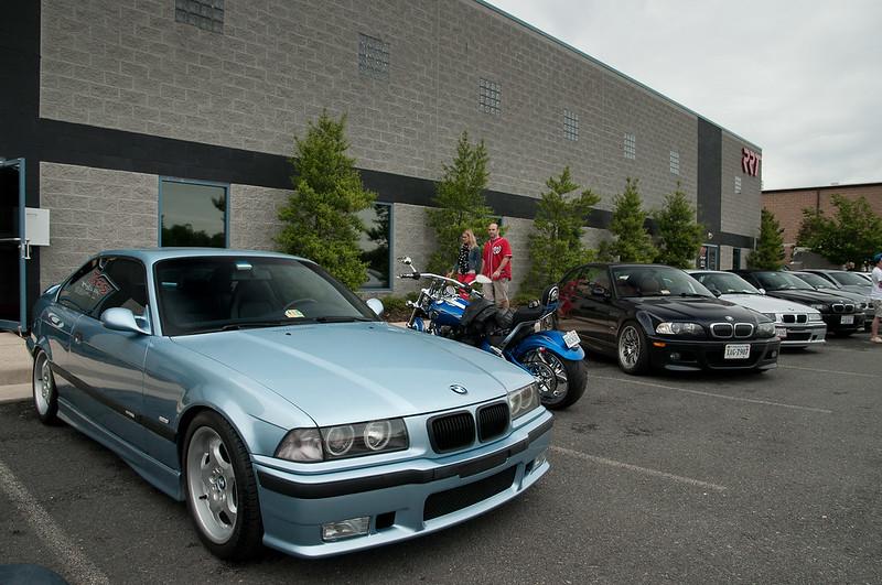 Bluewater Metallic E36 M3