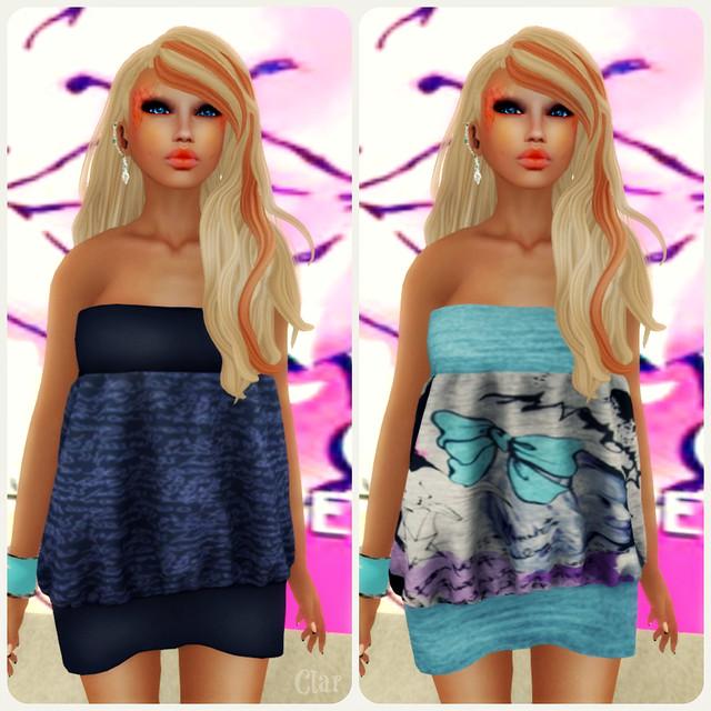 TCF LoL Meanan Bubble Dress + Baubles! SeaFarer