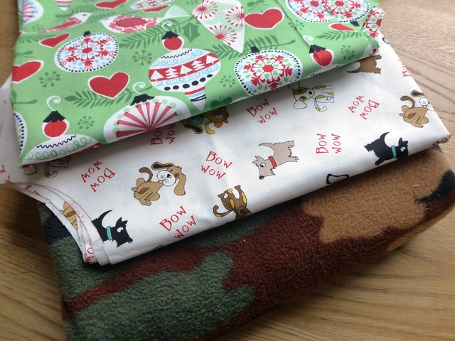 Fabric for PJs!