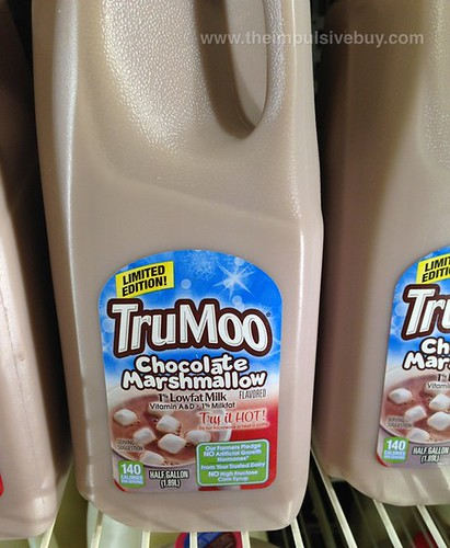 TruMoo Limited Edition Chocolate Marshmallow Lowfat Milk