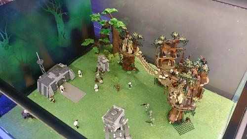 Wroclaw 2014 Wystawa klockow LEGO Klockomania 23-5