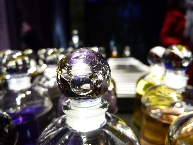 Glass Perfume Bottle - Serge Lutens