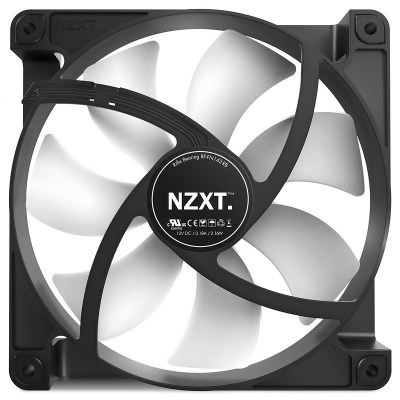 NZXT Announces Release of Low-Noise FN V2 Series Case Fans in Malaysia 1