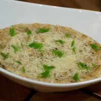 Roasted Fennel White Bean Dip